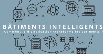 Infographie : Bâtiments intelligents