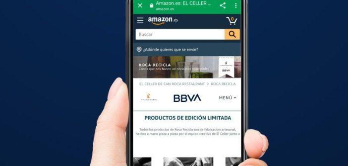 La banque espagnole BBVA vendra ses services fintech directement dans Amazon